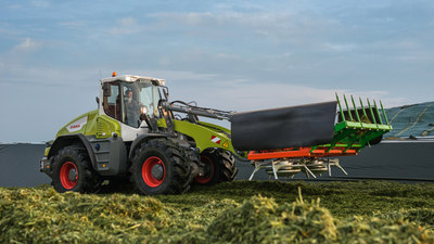 CLAAS Group introduces Exhaust emission stage V